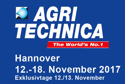 AgriTechnica - the world's leading fair for agricultural technology - takes places every two years. Meier-Brakenberg exhibit their product range with focus on professional high-pressure technology.