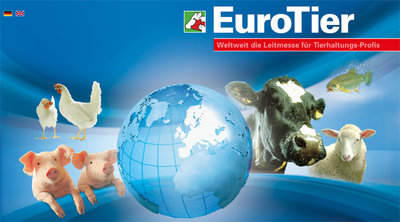 EuroTier - the world's leading fair for animal husbandry - takes place in Hanover every two years. Meier-Brakenberg exhibits the entire product range, from high-pressure cleaners and weighing technology to soaking and cooling units.